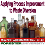 Applying Process Improvement to Waste Diversion