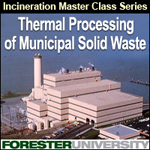 Thermal Processing of Municipal Solid Waste