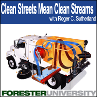 Clean Streets Mean Clean Streams