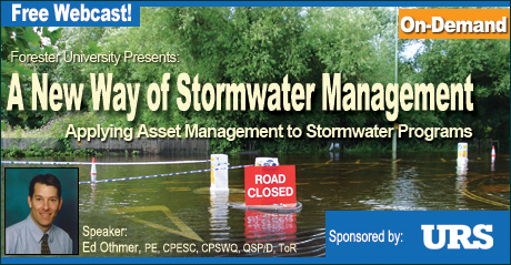 New way Stormwater management