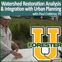 Watershed Restoration Analysis and Integration with Urban Planning