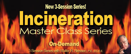 Incineration Master Class Series